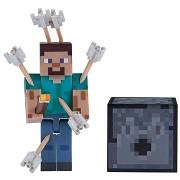 Minecraft Steve nyilakkal