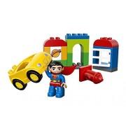 LEGO DUPLO Building Block Super Heroes Superman Rescue (19pcs) Toys