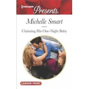 Claiming His One-Night Baby, Paperback