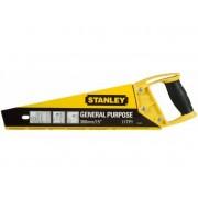 STANLEY 1-20-089 BasicJet rókafarkú fűrész, edzett 11TPI 380mm