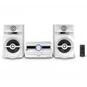 Minicomponente Panasonic SC AKX100LMW CD USB FM 3300w