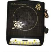 LDHSATI A8 Induction Cooktop(Black, Push Button, Touch Panel)