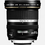Canon Objectif Canon EF-S 10-22mm f/3.5-4.5 USM