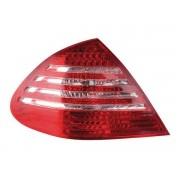Stopuri cu LED Mercedes Benz E-Class W211 02- clar/rosu