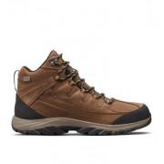 Columbia Chaussure De Randonnée Mi-Montante Terrebonne II Outdry - Homme Mud, Curry 46 EU
