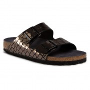 Чехли BIRKENSTOCK - Arizona Bs 1016045 Gator Gleam Black