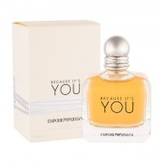 Giorgio Armani Emporio Armani Because It´s You eau de parfum 100 ml donna
