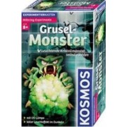 Jucarie educativa Kosmos Home Experiments - Glowing Monsters