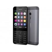 Nokia 230 Dual-SIM telefoon Zilver-grijs