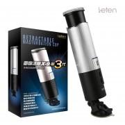 X9 telescópico manos libres masturbador masculino juguete sexual para hombre completo automático Pistion Aifcraft Copa potente máquina sexual