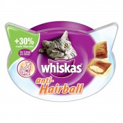 Whiskas Pack ahorro snacks para gatos - Temptations Sabores del mar (6 x 72 g)