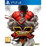 PlayStation 4 Game Street Fighter V (Ps4 Hits ), Retail Box, No Warranty on Software