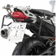 Kappa Portavaligie Laterale A Rimozione Rapida Specifico Per Valigie Monokey Klr6408 Triumph Tiger Explorer 1200 Dal 2016 In Avanti