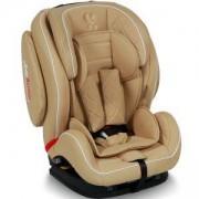 Столче за кола 9-36 кг. Mars Isofix, Lorelli, Beige Leather, 0740199