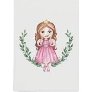 Tablou Little Princess Bella - Art Print 30x40cm
