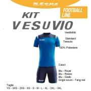 Zeus - Completo Calcio Kit Vesuvio