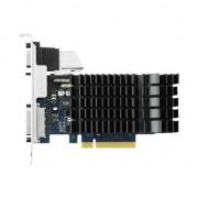 Placa video ASUS GeForce® GT 730, 2GB DDR3, 64-bit