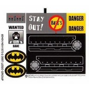 "Lego Original Sticker Sheet for Batman Set #7787 ""The Bat-Tank: The Riddler and Bane's Hideout"""