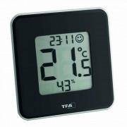 """Цифров термометър-хигрометър """"STYLE"""" - 30.5021.01"""