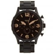 Часовник FOSSIL - Nate JR1356 Black/Black