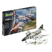 Revell of Germany F-4J Phantom Ll Building Kit