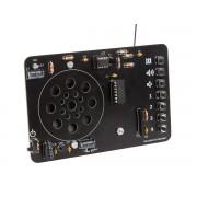 Velleman MK194N Digitale FM-radio Mini Kits bouwpakket