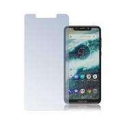 4smarts Second Glass - калено стъклено защитно покритие за дисплея на Motorola One (прозрачен)