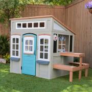 Preston kerti játszóház - Kidkraft