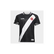 Camisa Vasco I 2018 s/n° - Torcedor Diadora Masculina - Masculino Preto