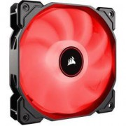 Corsair Casefan AF120 LED (2018), Red, 120mm, Single Pack