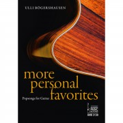 Acoustic Music Books More Personal Favorites Ulli Bögershausen TAB