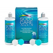 Menicon SoloCare Aqua 2 x 360ml