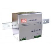 Tápegység Mean Well DRP-240-24 240W/24V/0-10A