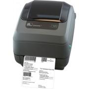 Stampante GX43-102721-000 con Spellicolatore WLAN 300dpi Trasferimento termico Zebra GX430t