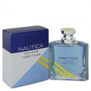 Nautica Voyage Heritage For Men By Nautica Eau De Toilette Spray 3.4 Oz