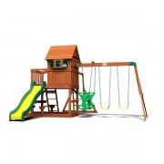 Backyard Discovery Springboro Toy Tower berg- och - Backyard Discovery Playground