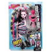 Monster High Party Hair Draculaura DVH36