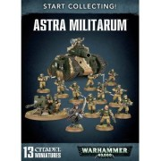 Warhammer 40.000 - Astra Militarum Start Collecting!