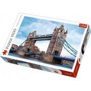 Puzzle Trefl Tower Bridge peste Tamisa în 1500