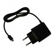 Scanpart Thuislader Micro-USB 2100mA Zwart 1,0m