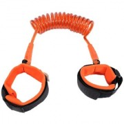 Futaba Anti Lost Wrist Link Child Safety Harness - Orange - 250 Cm