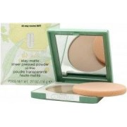 Clinique Stay-Matte Sheer Pressed Powder 7.6g - Stay Neutral