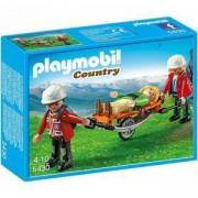 Комплект Плеймобил 5430 - Планински спасители с носилка - Playmobil, 290922