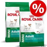 Dubbelpak: 2 x grote zak Royal Canin Size - Mini Hondenvoer - Mini Light Weight Care (3 x 2 kg)