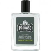 Proraso Cypress & Vetyver bálsamo after shave hidratante textura nutritiva 100 ml