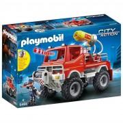 Playmobil camion spara acqua dei vigili del fuoco 9466