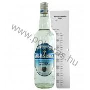 Standoló kártya - Alaszka vodka [1L]