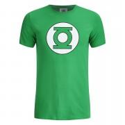 Geek Clothing DC Comics Men's Green Lantern Men's Logo T-Shirt - Green - L - Green