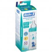 dodie® Sensation Anti-Kolik Babyflasche Flow 3 0-6 Monate 270 ml