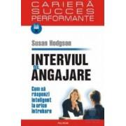 Interviul de angajare - Susan Hodgson